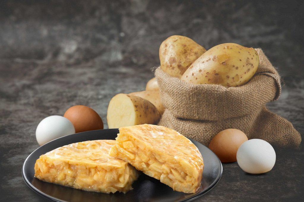 Foto de Tortilla de patatas de Álvarez Camacho