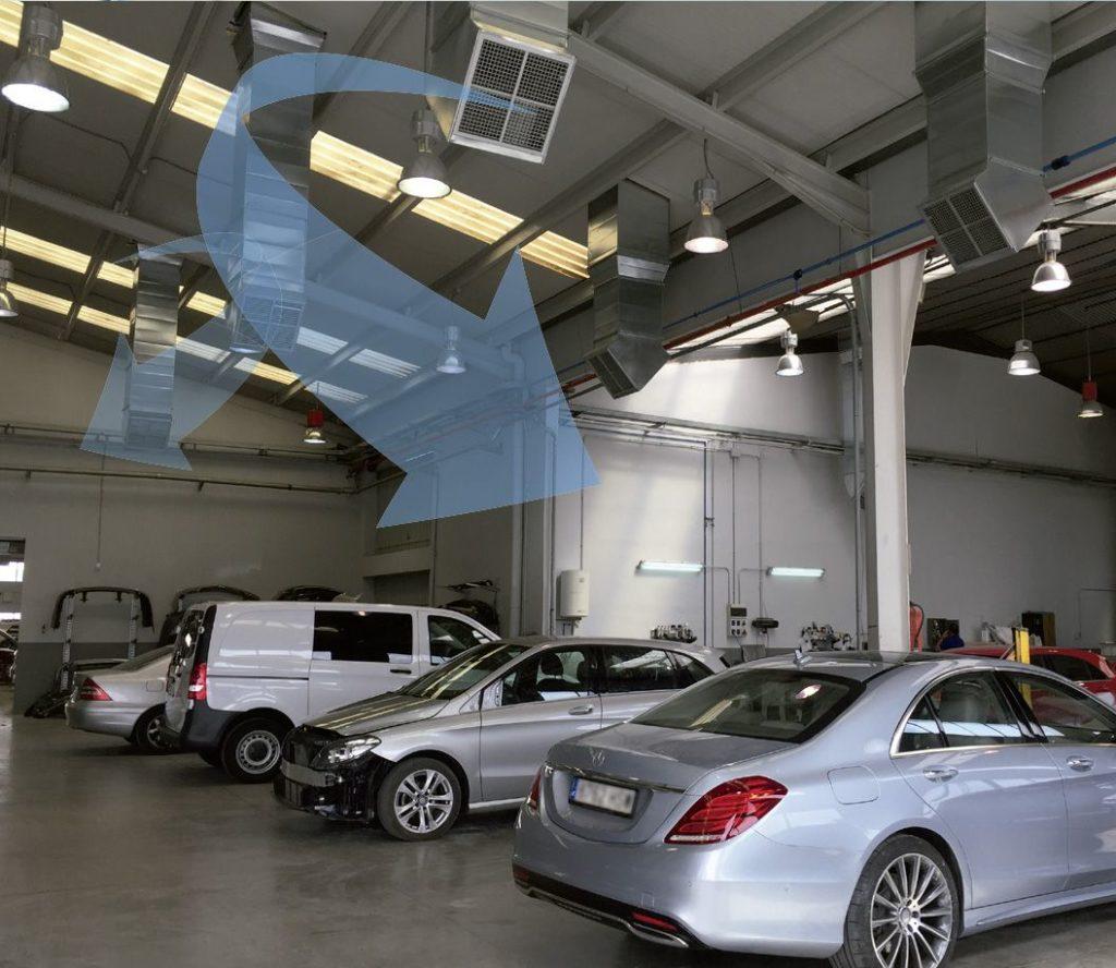 Foto de Instalación industrial