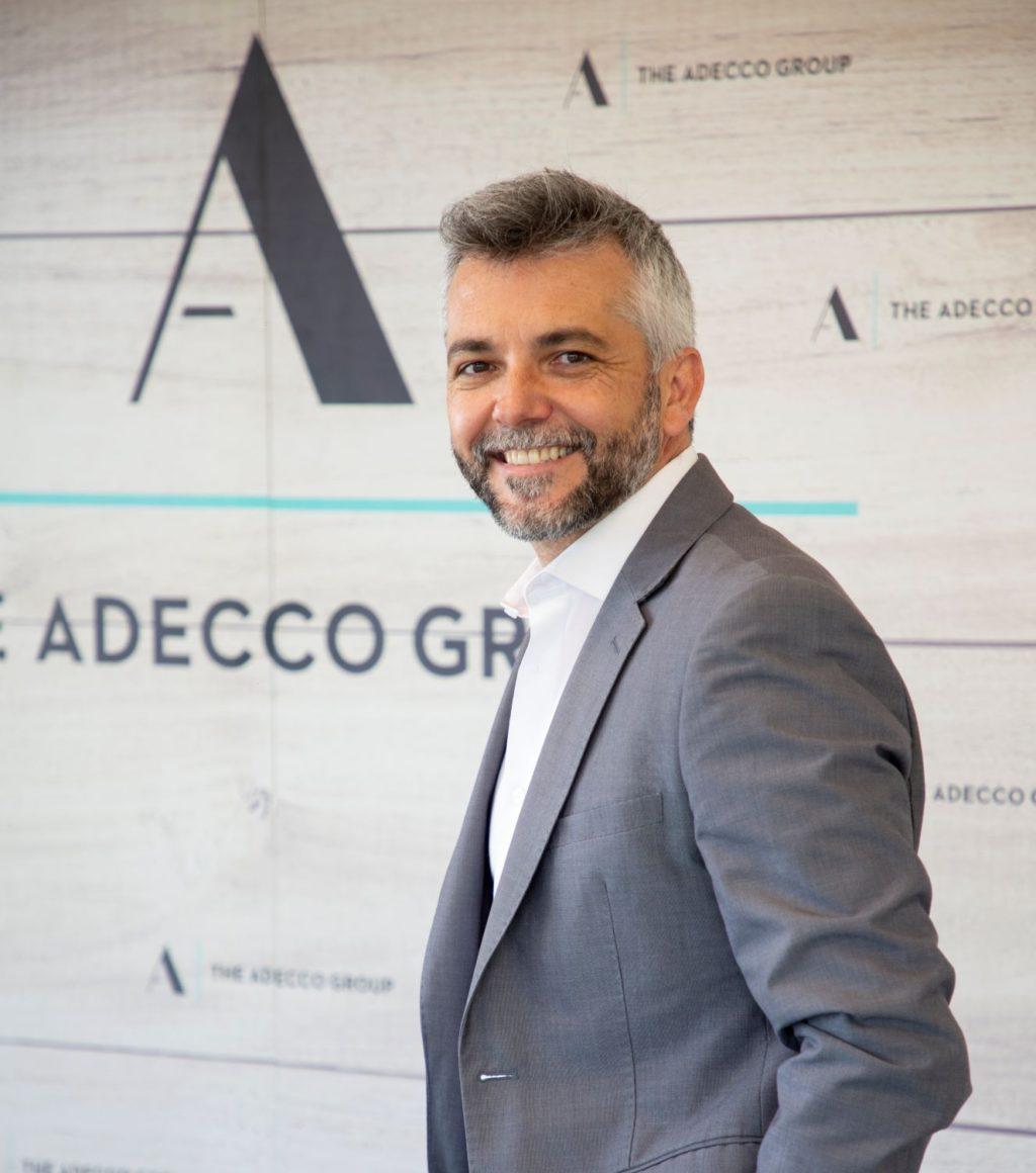 Foto de Óscar Rodríguez, nuevo Director Sectorial TIC del Grupo