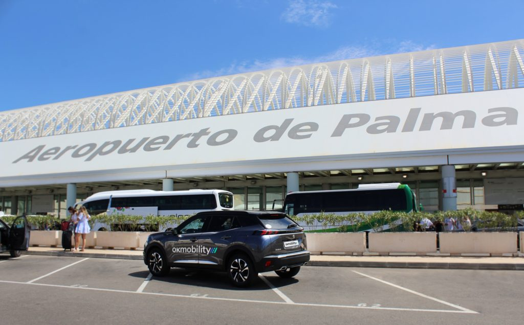 Foto de OK Mobility Aeropuerto de Palma de Mallorca